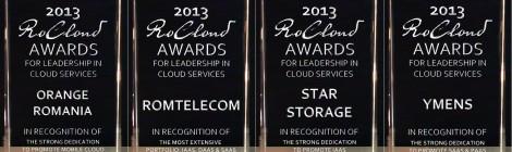 Premiile RoCloud pentru 2013