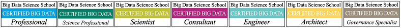 bigdata certifications