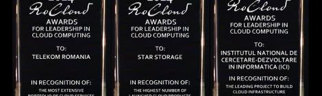 Premiile RoCloud pentru 2014