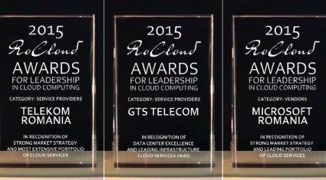 Premiile RoCloud pentru 2015