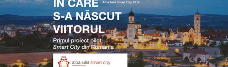 Sustinem Alba Iulia Smart City 2018