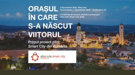 Sustinem Alba Iulia Smart City 2018
