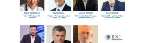 Participare la IDC IoT Forum