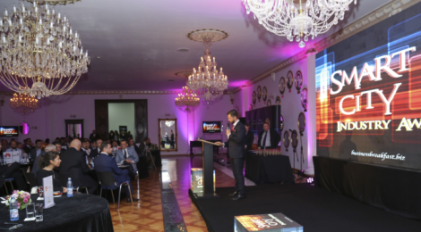Participare la Smart City Industry Awards